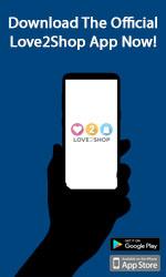 The official Love2shop App