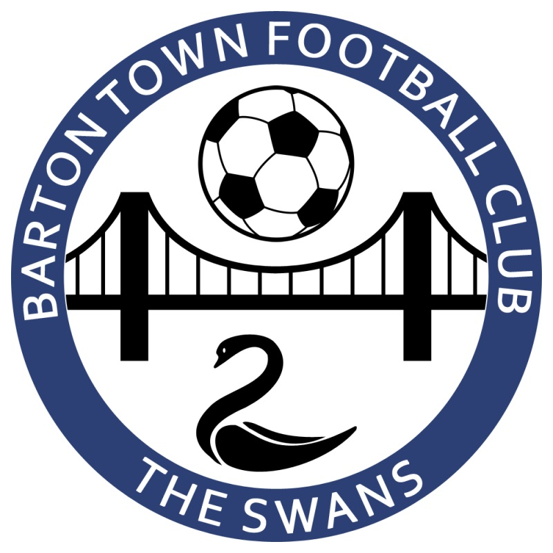 We're a big supporter of Barton Town FC