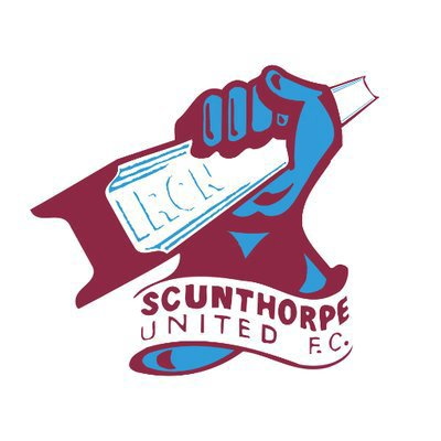 We're happy to support Scunthorpe United!