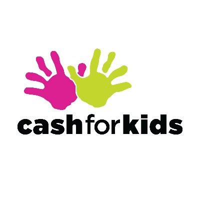 We're proud to support Cash for Kids.